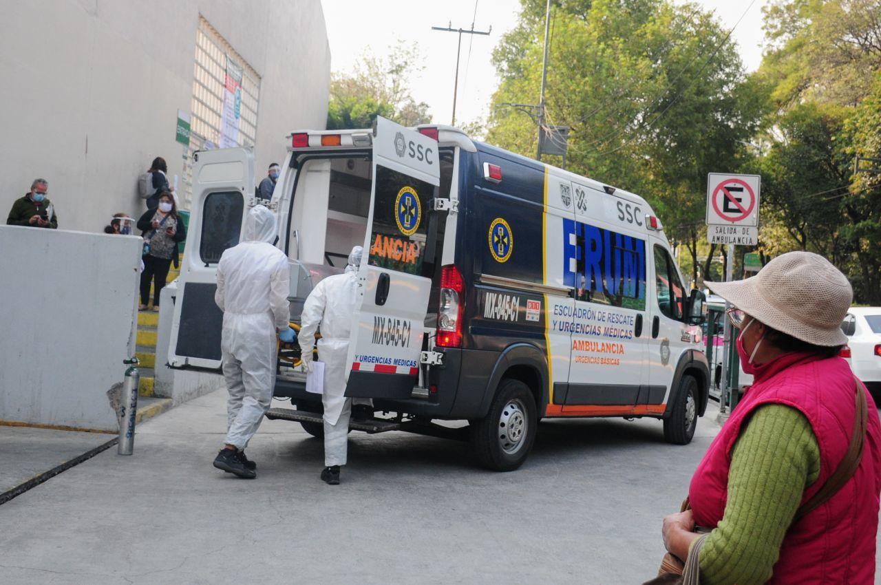 La atención en urgencias redujo en 2020 por la reconversión de hospitales