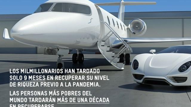 Los empresarios más ricos del mundo aumentaron su fortuna durante la pandemia