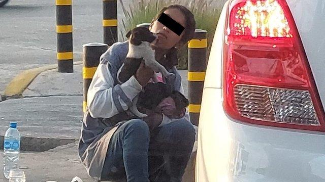 Pareja es denunciada por drogar a perros para pedir dinero en Puebla
