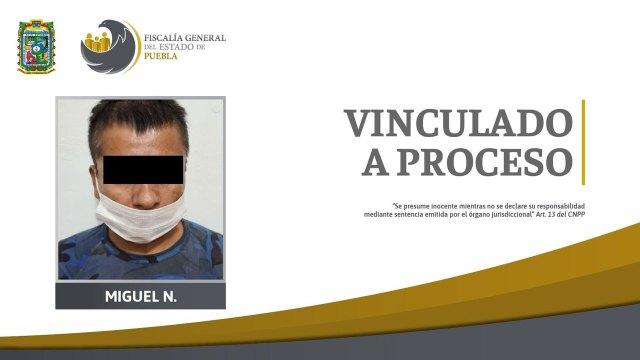 En Puebla, Miguel 'N' fue detenido por la presunta violación de una joven de 19 años con discapacidad intelectual