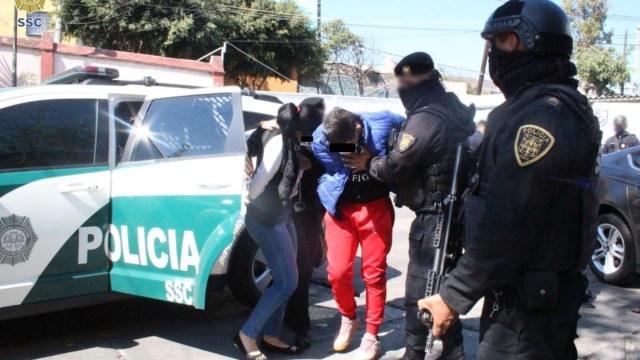 CDMX: decían que vendían sanitizantes contra el Covid, pero secuestraban a sus clientes