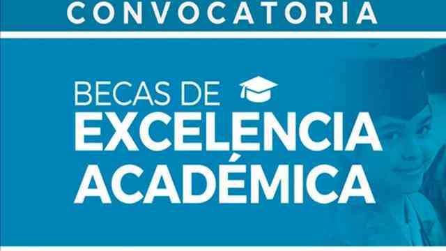 Becas de excelencia académica Chihuahua
