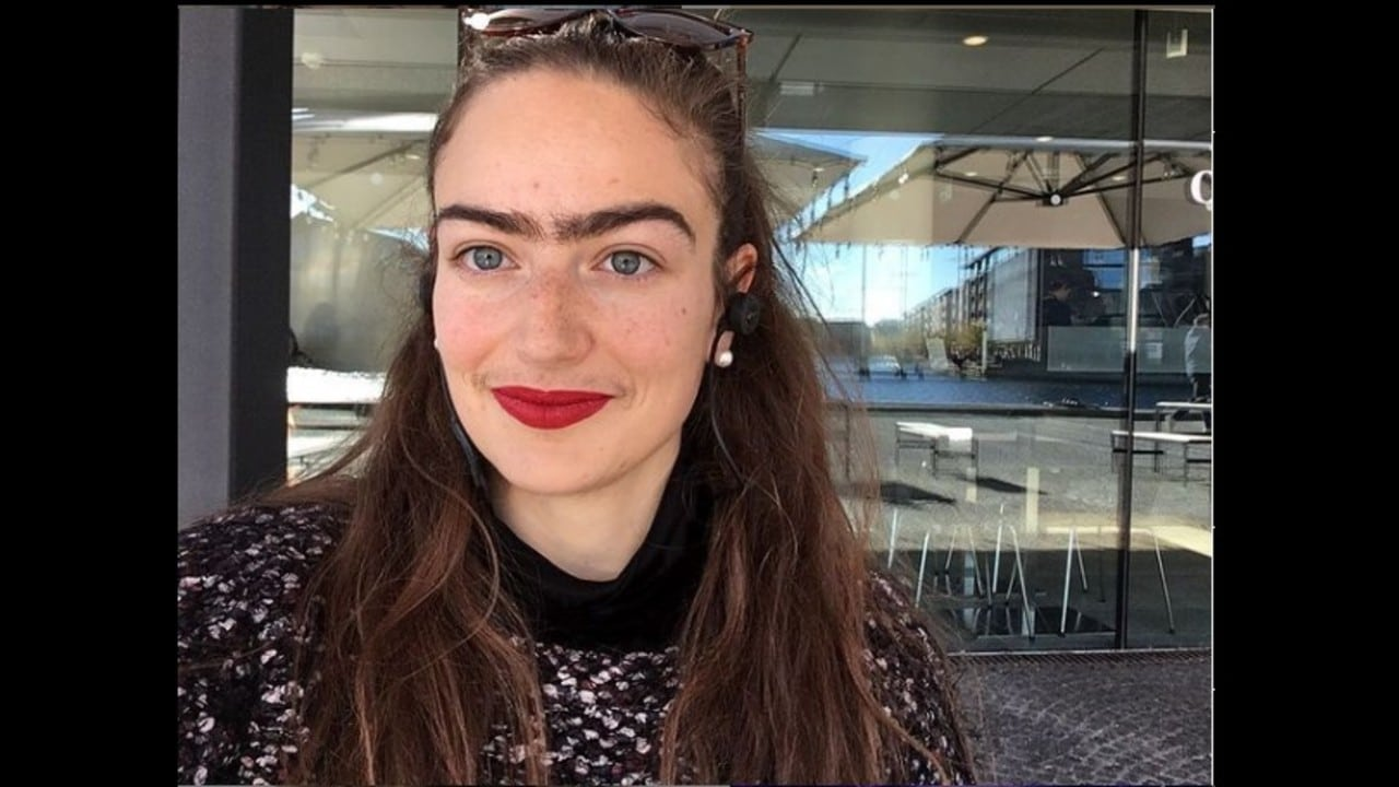 Eldina Jaganjac mujer que dejó de depilarse
