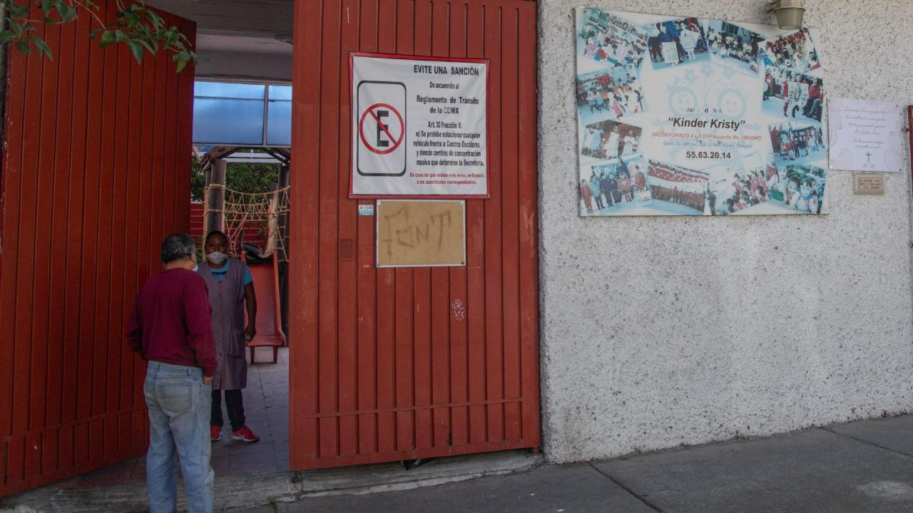 Escuelas privadas anuncias regreso a clases presenciales