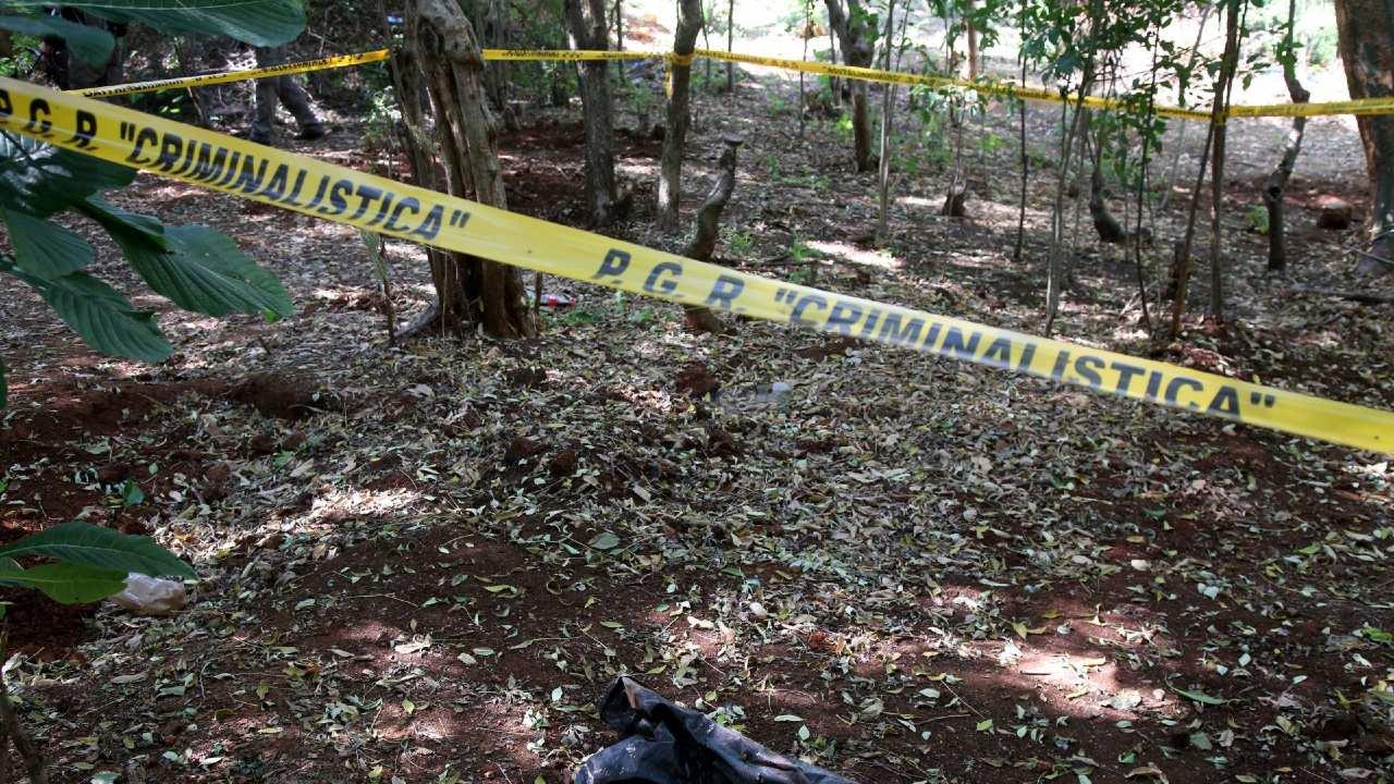 Localizan cuerpos familiares El Güero Palma fosa clandestina Sonora