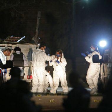 Matan 11 albañiles