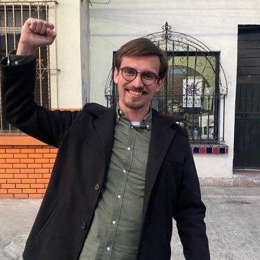 Roberto Alviso, candidato a diputado en NL y abiertamente gay