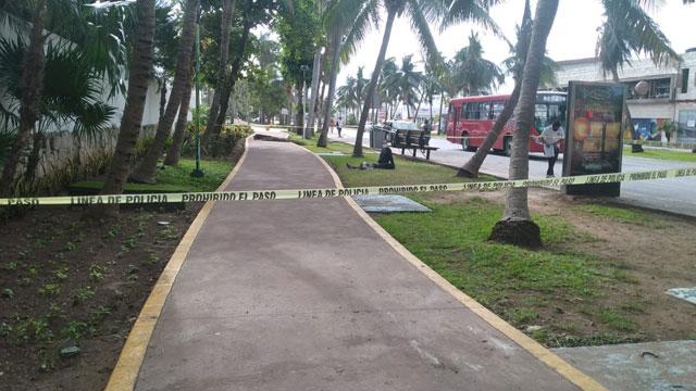 En Cancún, Quintana Roo, un turista de Lituania con COVID-19 se escapó de hospital y desapareció en la zona hotelera