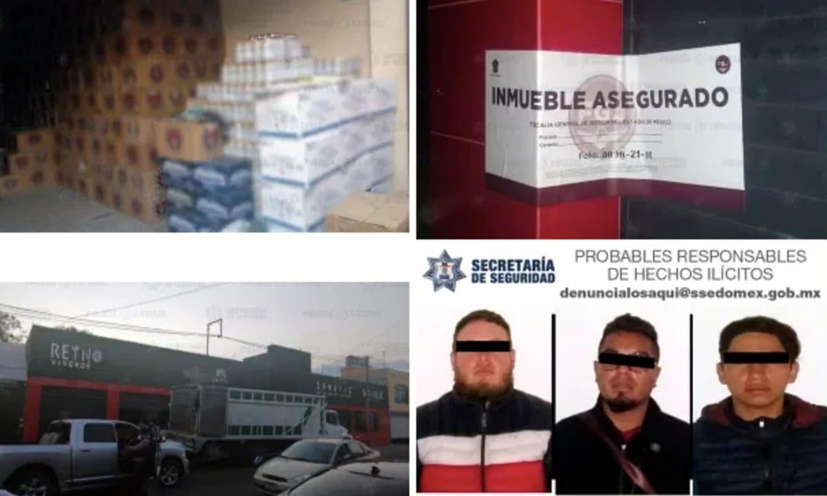 Agarran a dos que habían robado miles de cervezas para abrir su nuevo negocio