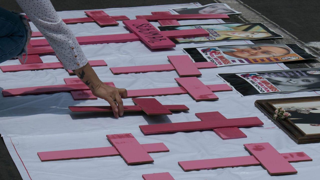 En Coahuila, María Elizabeth fue víctima de feminicidio a manos de su propio esposo, que la asesinó a puñaladas el 14 de febrero