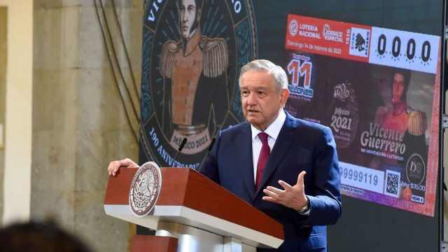 El presidente, Andrés Manuel López Obrador, AMLO, informó que México está desarrollando su vacuna contra COVID-19: Patria