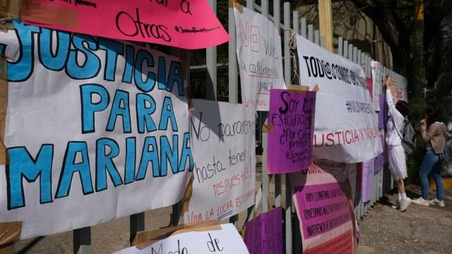 Renuncia directora de Medicina de UNACH tras feminicidio de Mariana
