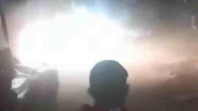 Video: queman vivos a ladrones en el Estado de México