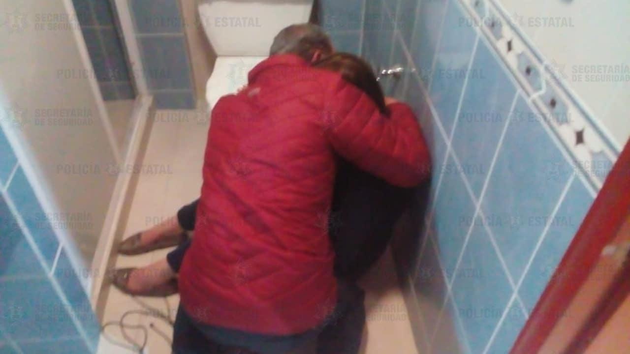 Edomex: Rescatan a mujer que fue agredida cuando mostraba una casa