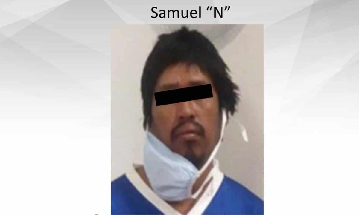 Morelos: Samuel 'N' abusó sexualmente de su hijastra y fue detenido