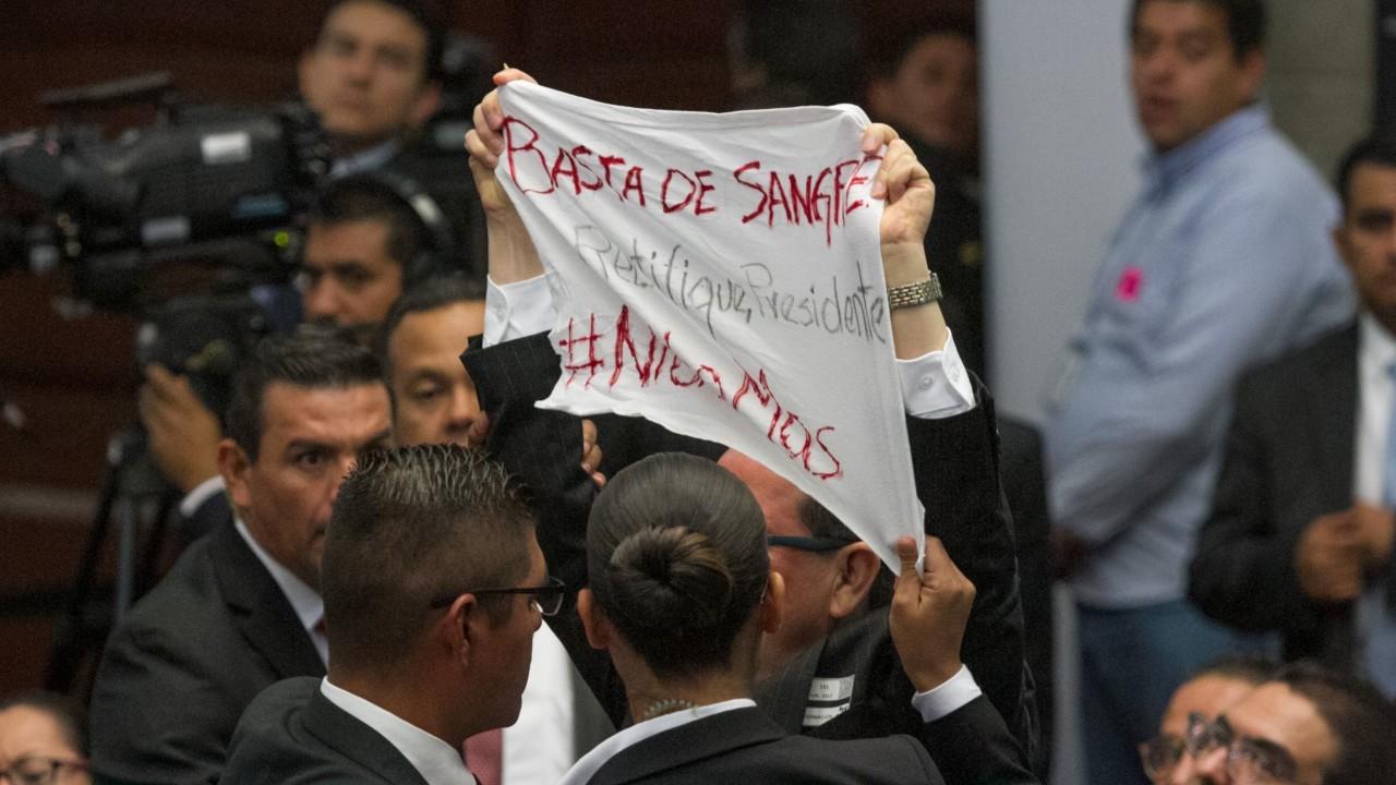 Alvaro Delgado insulta a Peña Nieto