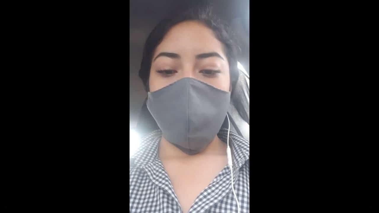 Aparece Rania Cruz Echeverría desaparecida denunciar novio agresión