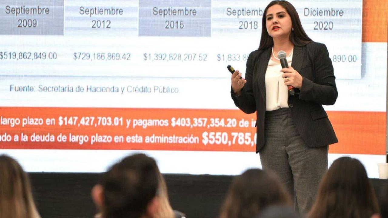 Alcaldesa de Hermosillo dijo taradas a mujeres que abortan