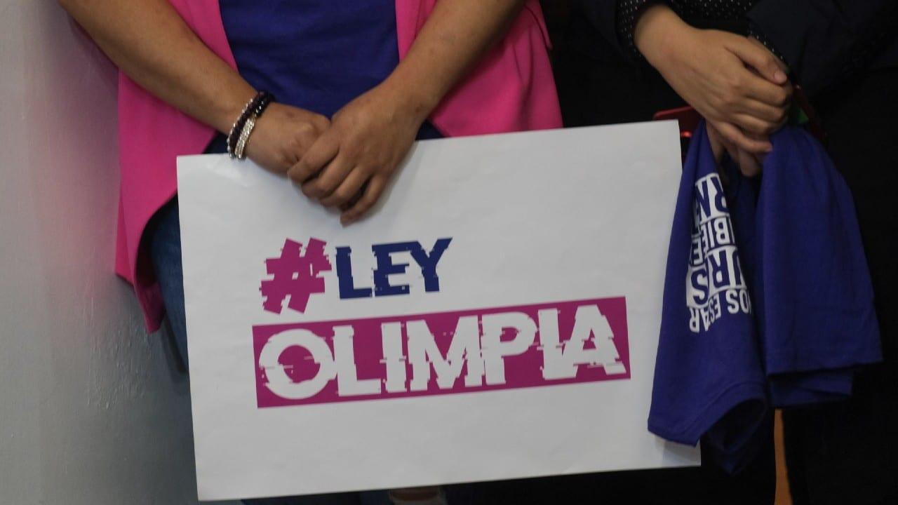 Cuáles son los estados que han aprobado la Ley Olimpia