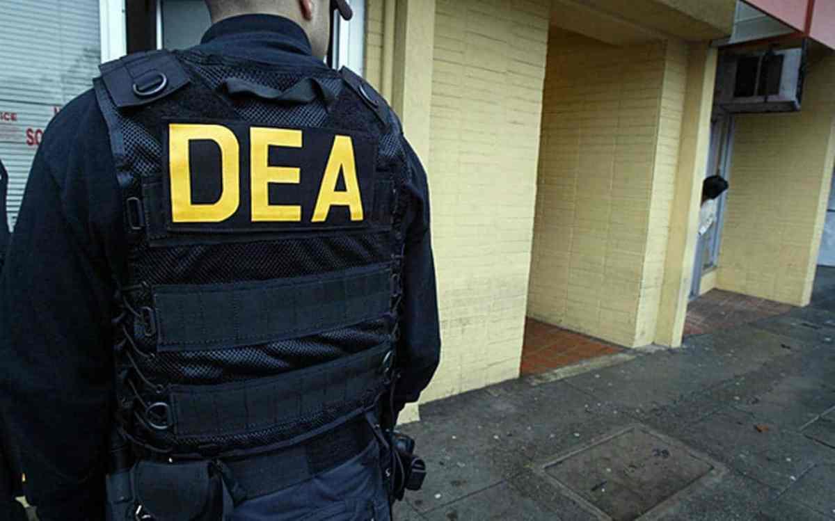 A finales de enero, 40 agentes de la DEA en México regresaron a Estados Unidos