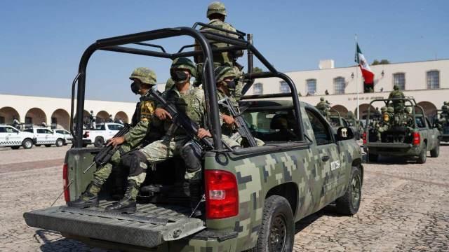 denuncian ejército invadir ilegalmente terrenos Sonora