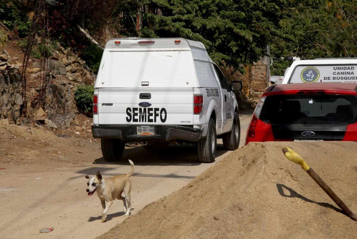 SEMEFO de Hidalgo encontró el cuerpo de una niña