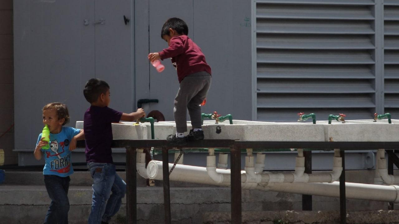 En mayo en estados unidos se presentarán 25 mil niños migrantes