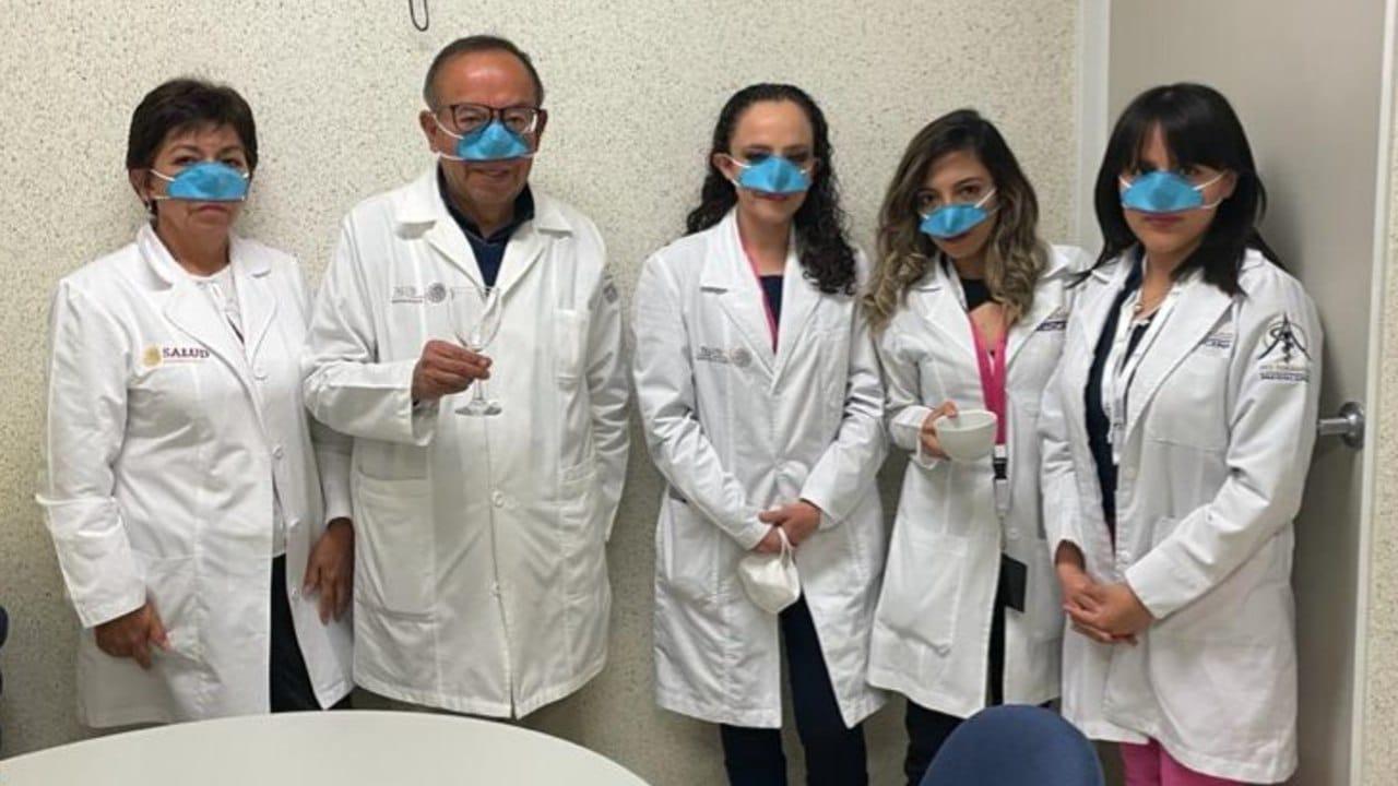 IPN crea mascarilla nasal reducir contagios coronavirus SARS-CoV-2