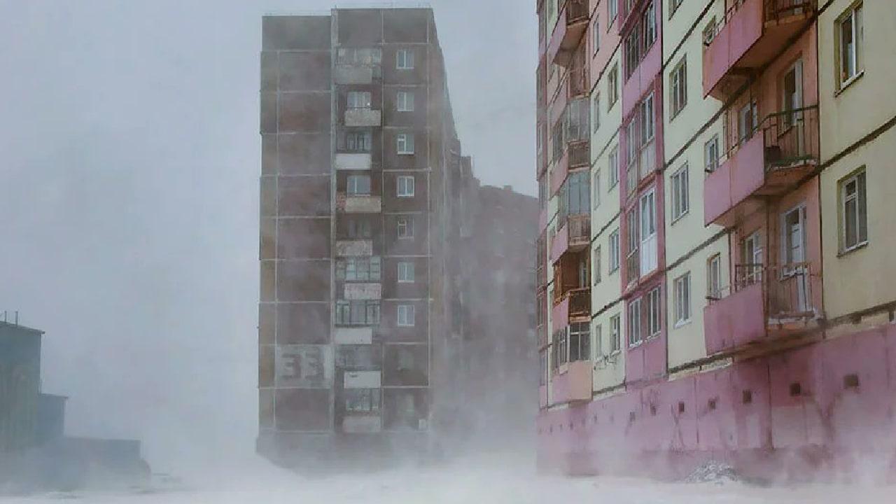 Los presos de Rusia tendrán que limpiar la ciudad de Norilsk