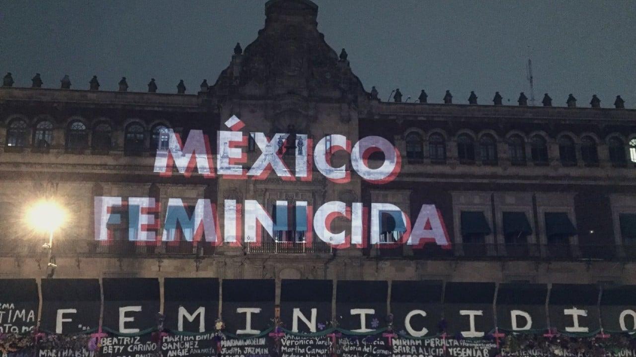 feminicidio en México la fotografía retrata esta realidad