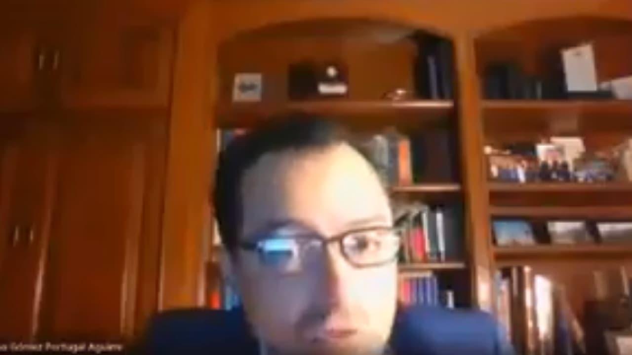 Profesor de la UP se posicionópo contra el Día Sin Mujeres