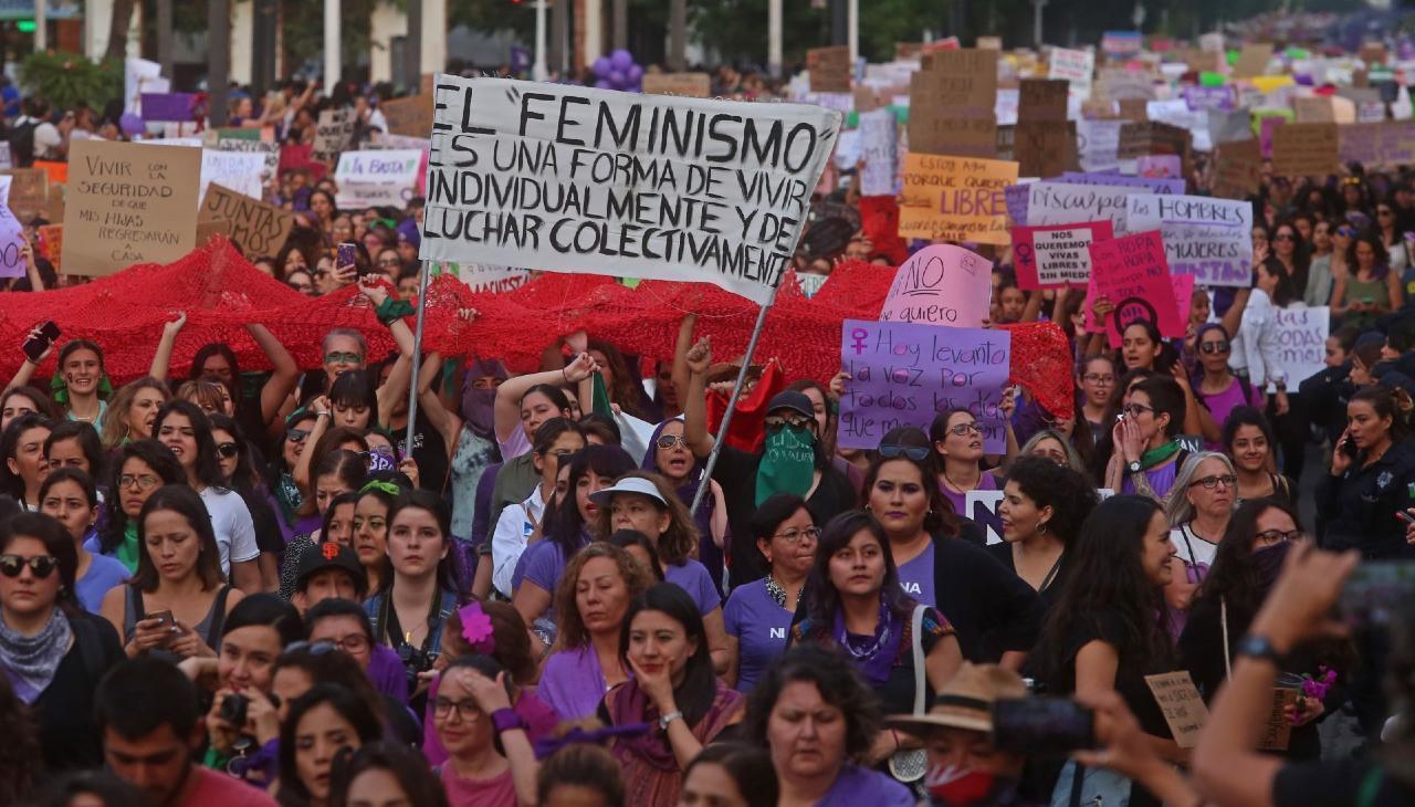 mujeres envían carta AMLO movimiento feminista