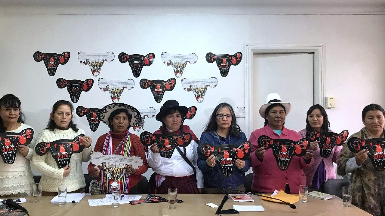 mujeres indígenas peruanas esterilizadas