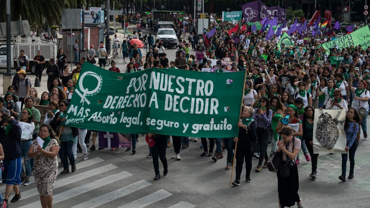 Mujeres abortan Tabasco hasta 3 años de cárcel