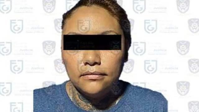 """En la Ciudad de México, detuvieron a la líder del Cártel de Tláhuac, una mujer conocida como """"La Chamaca"""", lideraba a narcomenudistas"""
