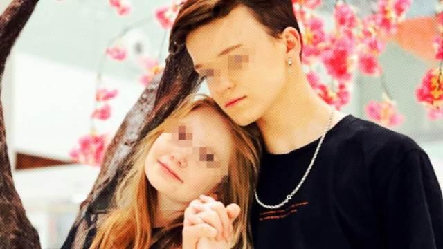 En redes sociales tunden a pareja de menores de edad por hipersexualización