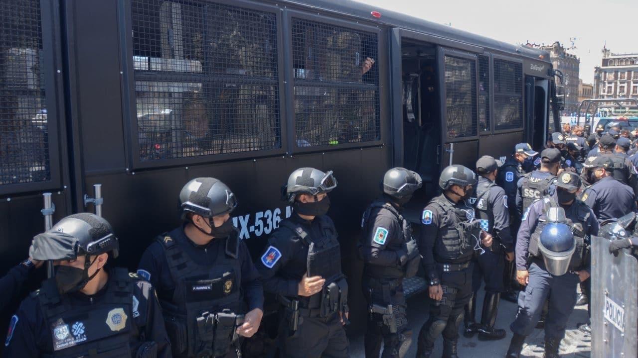 Policías Tulum matan a mujer El Salvador
