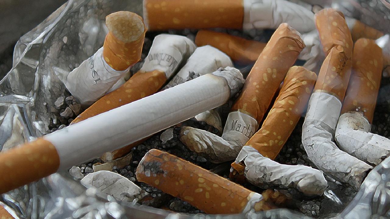 Podrían prohibir fumar cigarros en automóviles privados