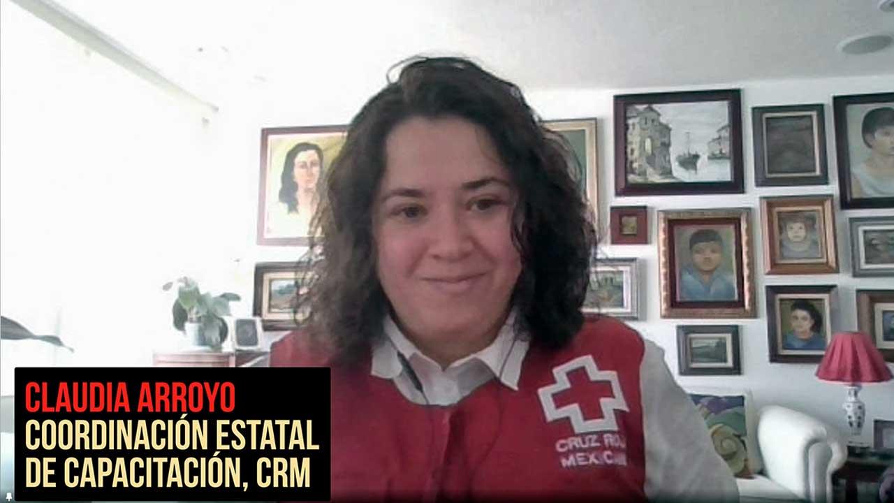 que hacer violación Cruz Roja