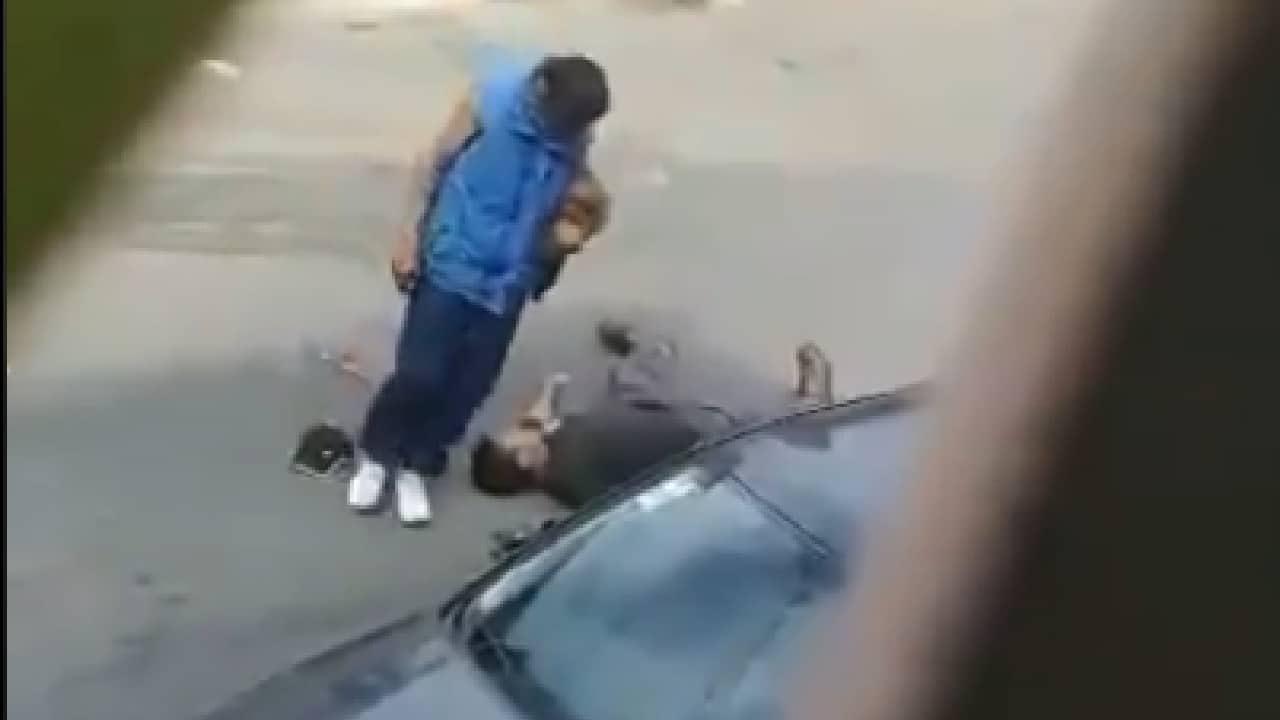 Iztapalapa hombre asesinó a otro hombre