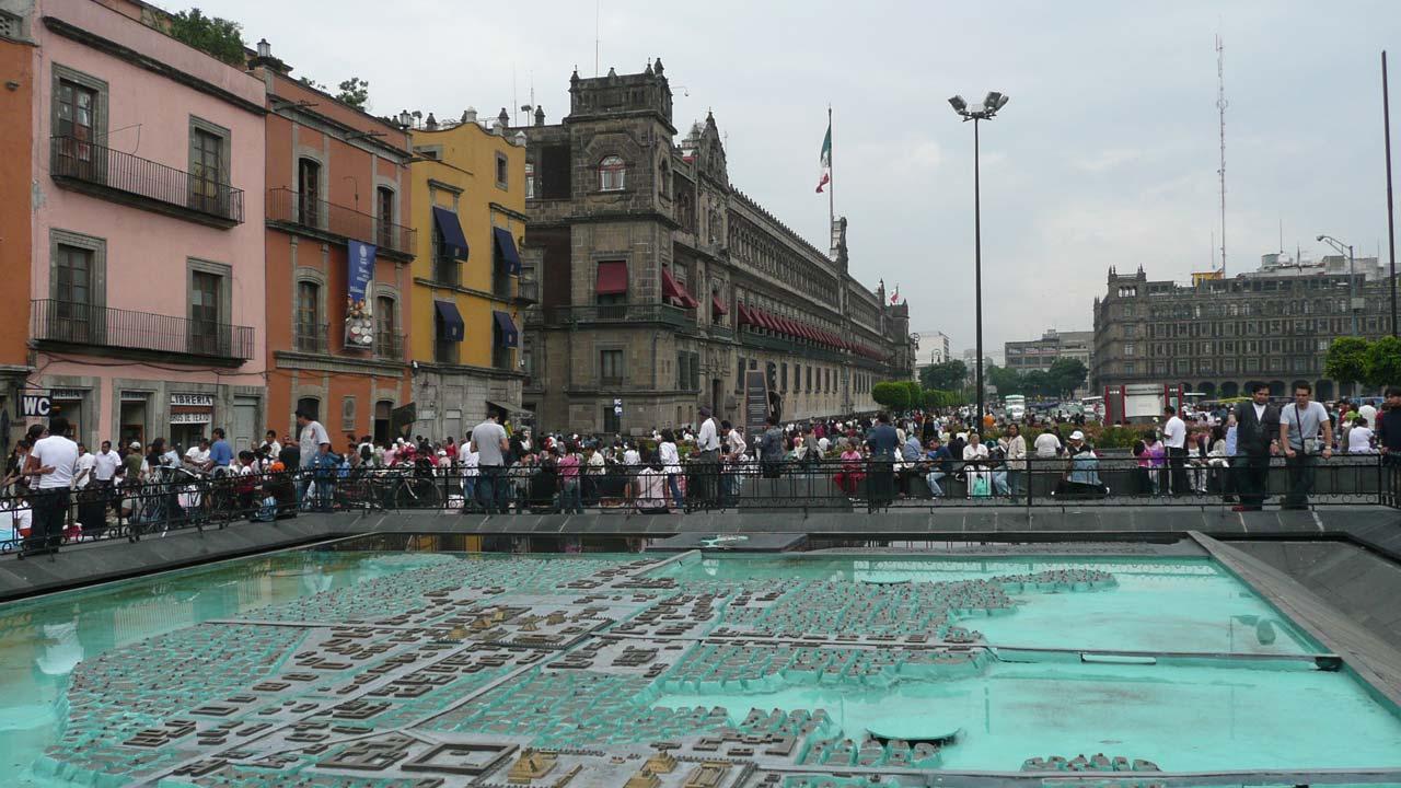 Capitalinos cambiar nombre CDMX Mexico Tenochtitlan