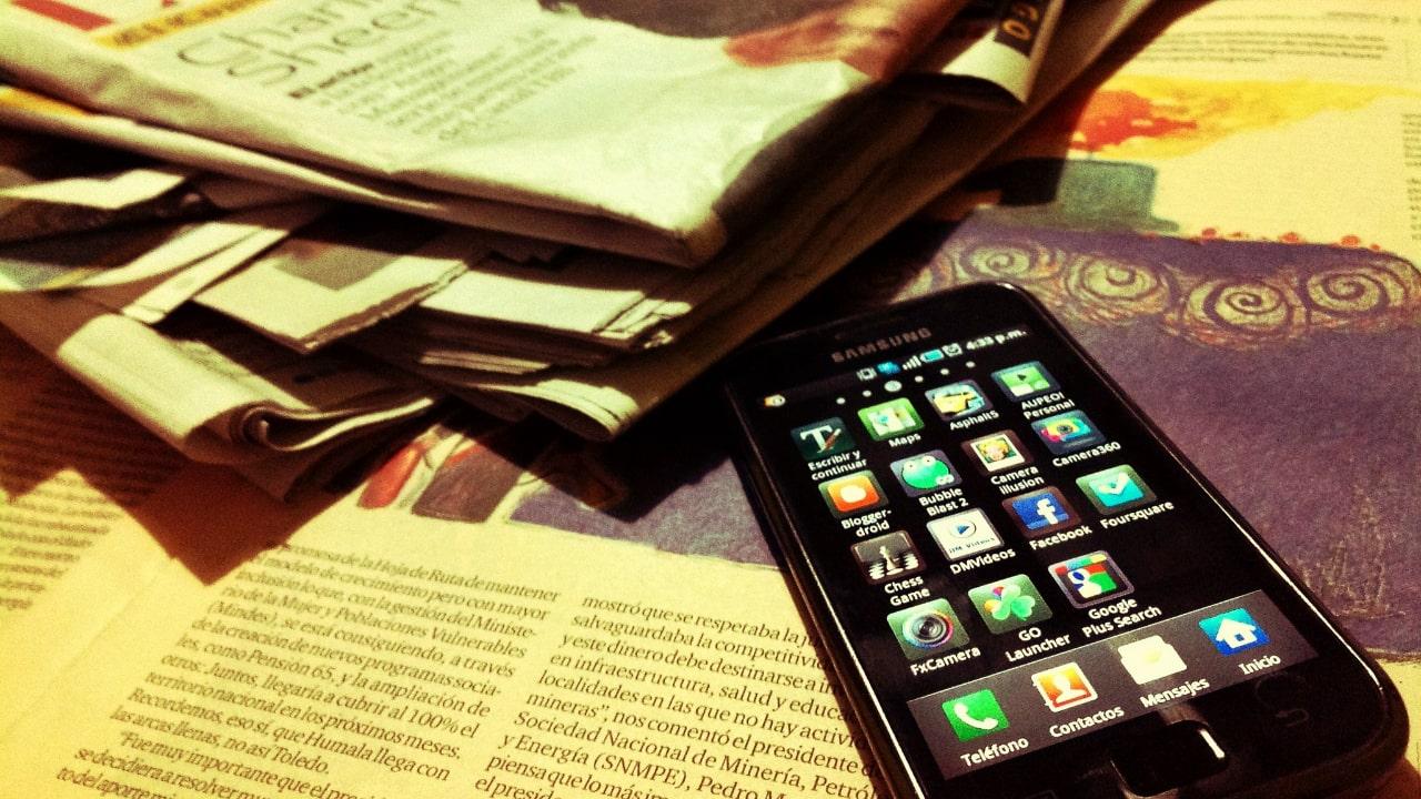 celular robado imagen ilustrativa