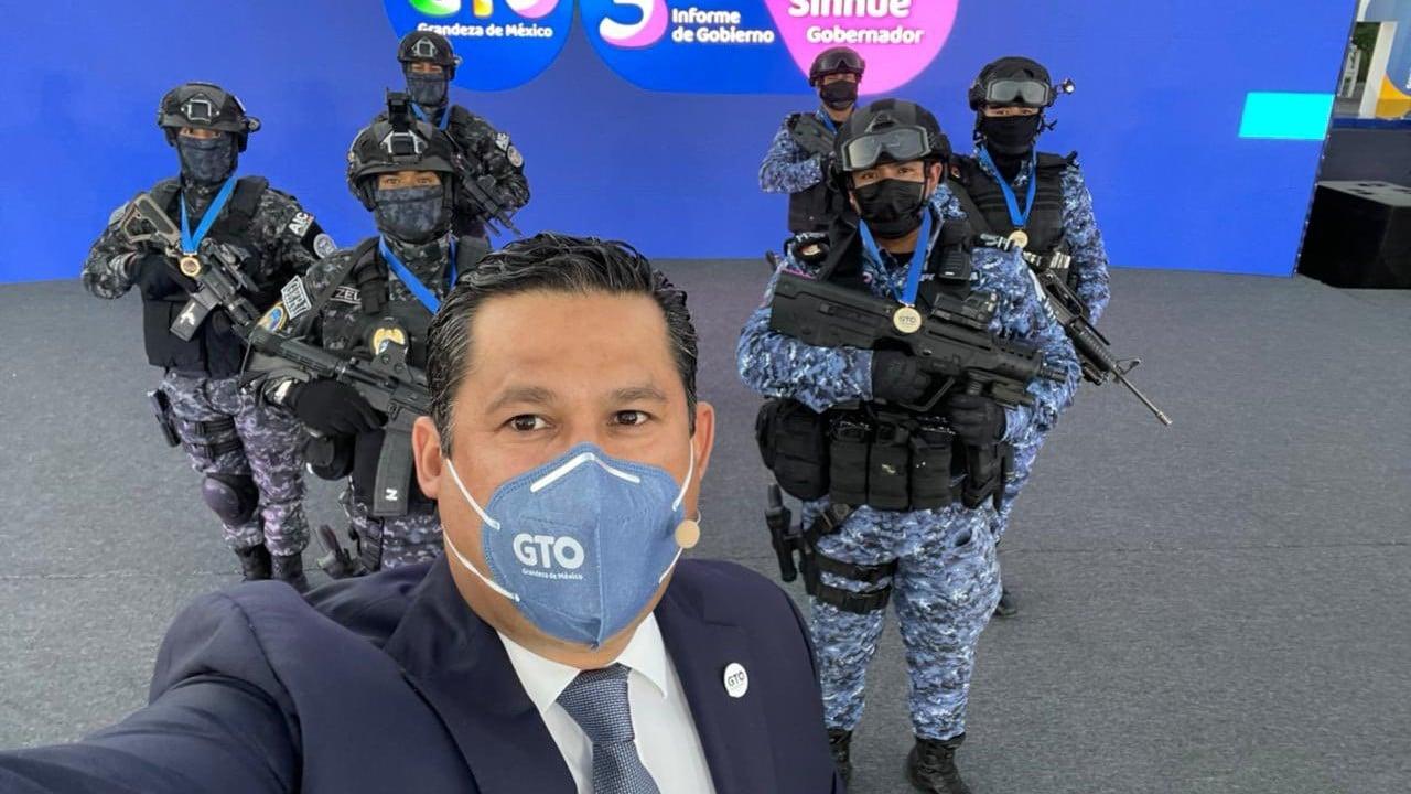 Gobernador Guanajuato Difunde Video Detención El Marro