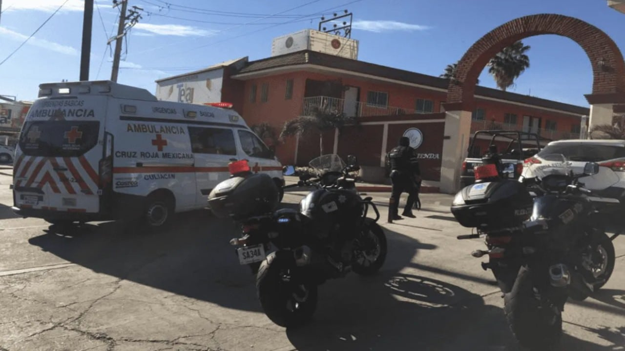 Matan Balazos Mujer Mensaje Frente Familia Sinaloa