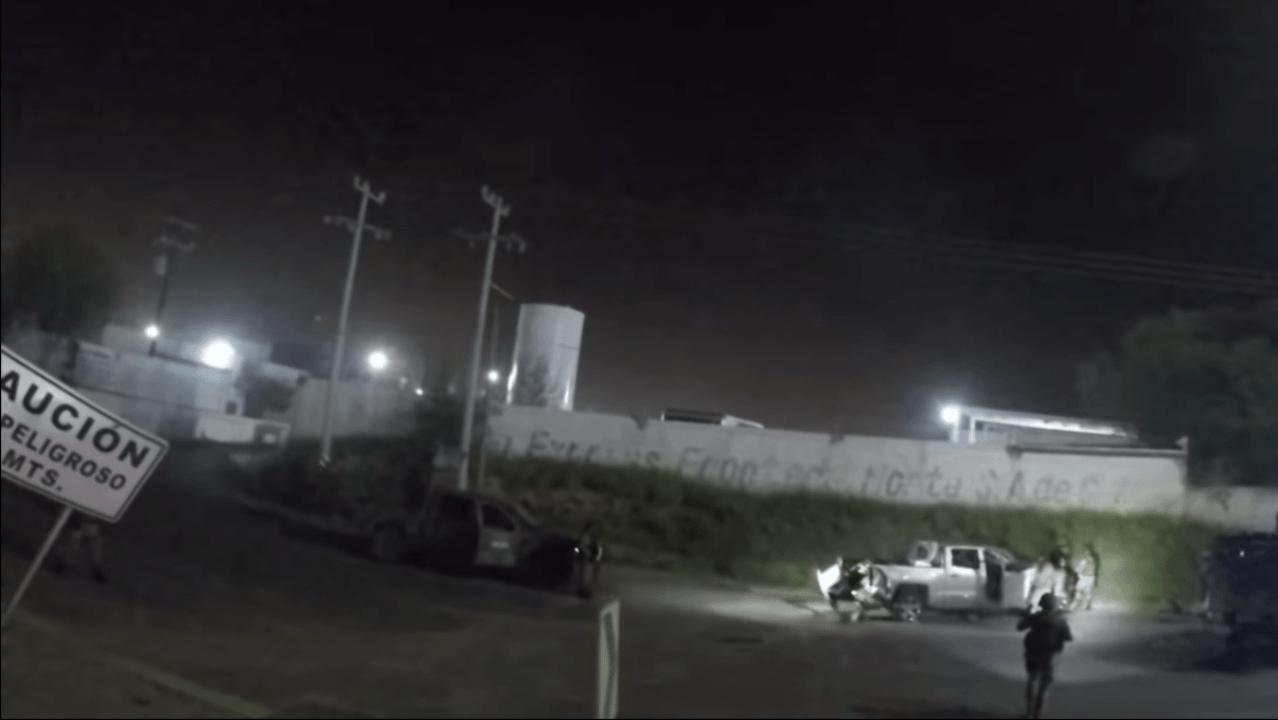 militares ejecutaron civil atado nuevo laredo