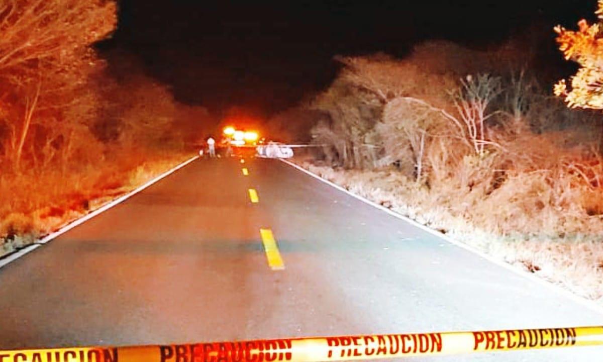 Ejecutan Taxista Pasajero Vehículo Incendió Tehuantepec Oaxaca