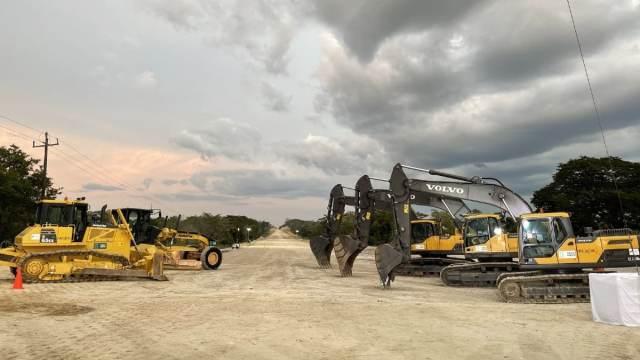Megaobra Tren Maya Patrimonio Sedena Beneficios Ejército
