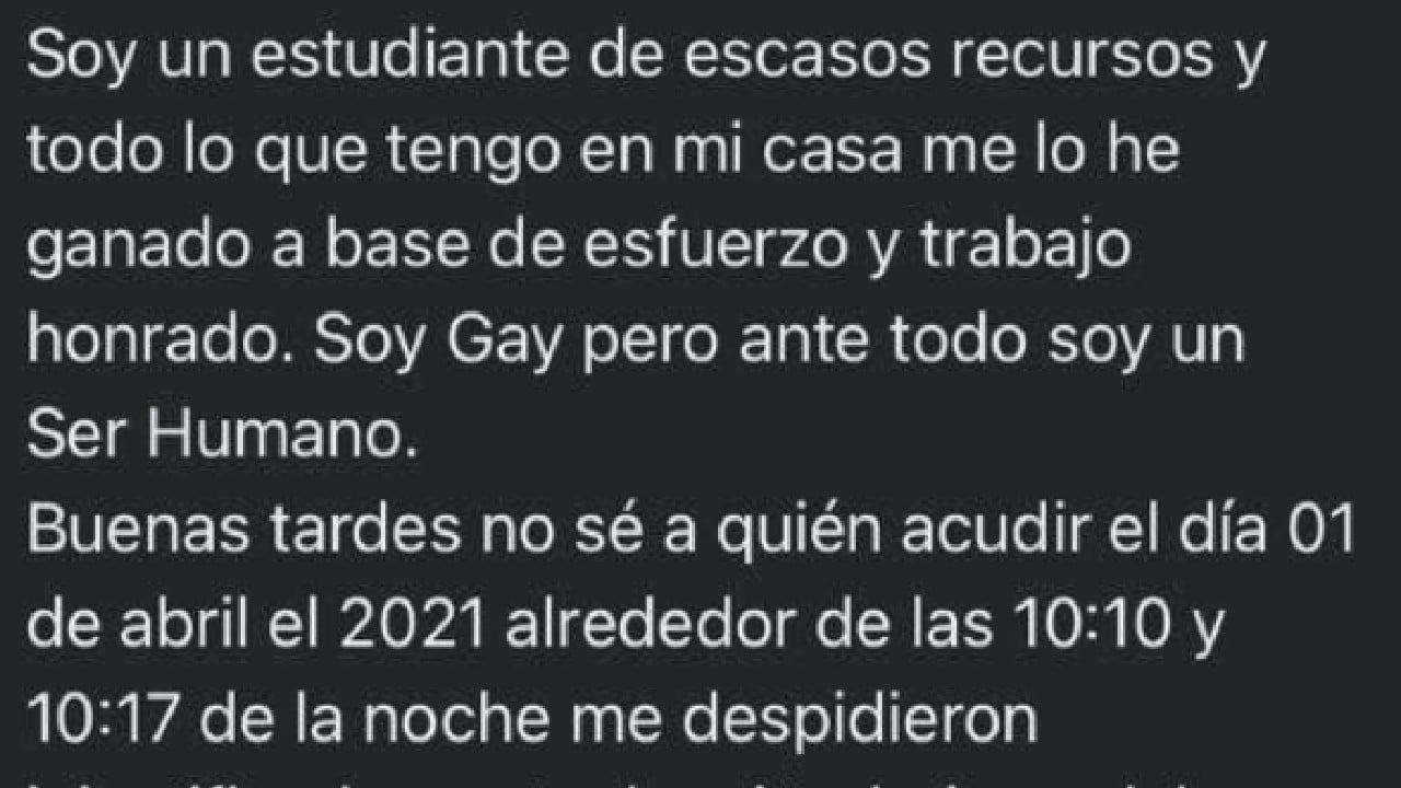 Despiden Farmacia Homosexual Oaxaca