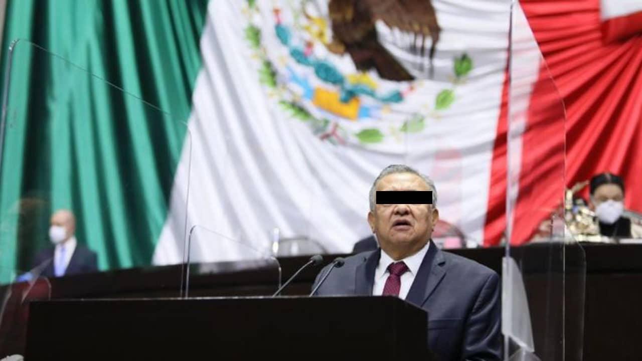 diputado Morena abuso sexual