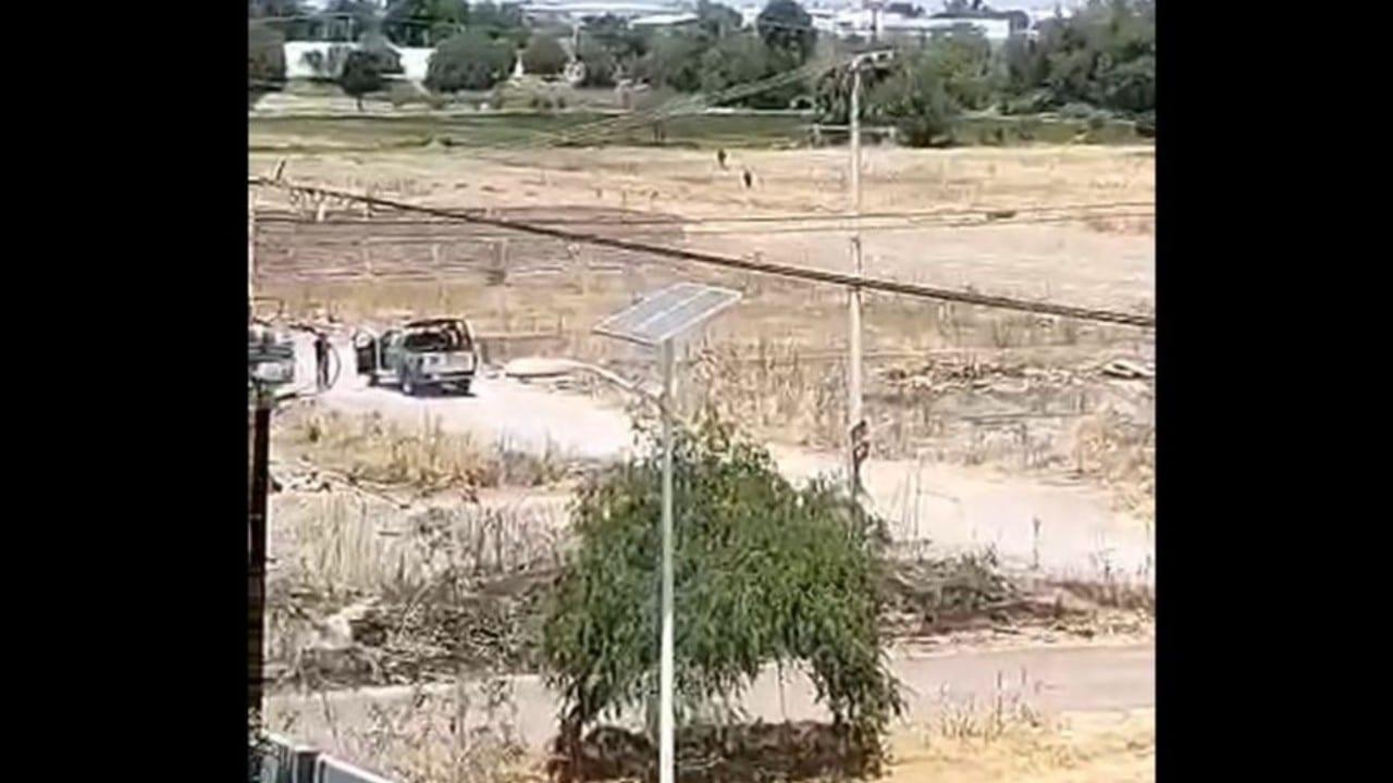 Sicarios Sacan Hombre Hospital Celaya Policía Persigue